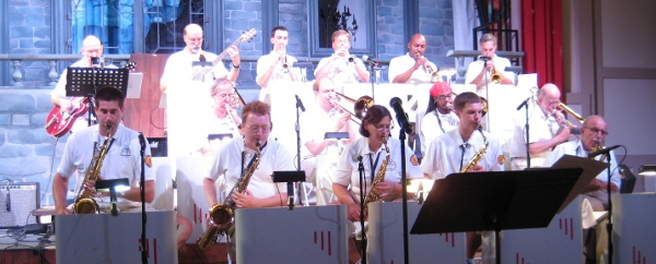 P&G Big Band Kings Island 2009